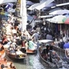 Floating Market – Bangkok