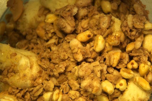 Cerealele crocante cu miere