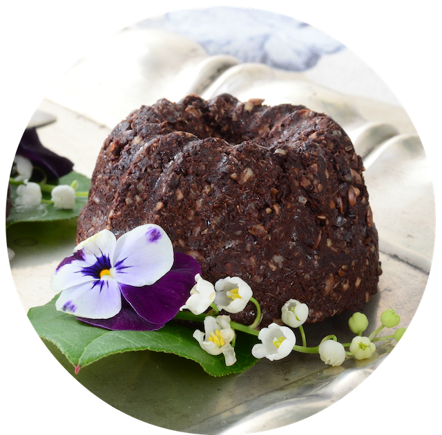 prajitura raw cu ciocolata - DS