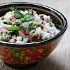 Thumbnail image for Salata de orez cu miel & plante aromatice