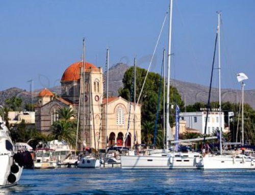 Aegina, o insula delicioasa