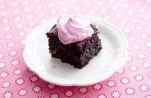 Brownies cu sfecla