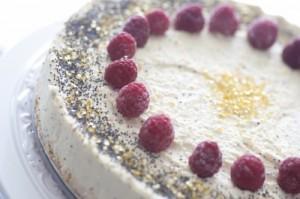 Cheesecake cu lamaie si mac – vegan/de post