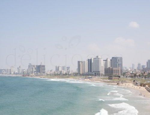 Tel Aviv, orasul care nu doarme