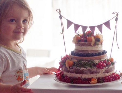 La multi ani, dragostea mea! Lady S & the cake